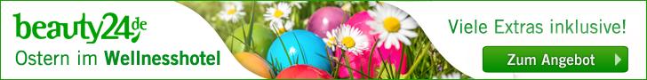 Wellness über Ostern